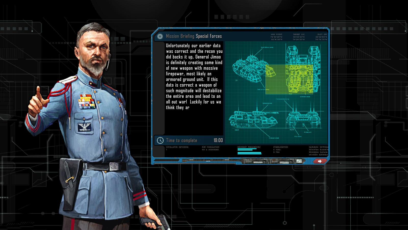 Armchair General Magazine Reviews Machines at War 3 news ...