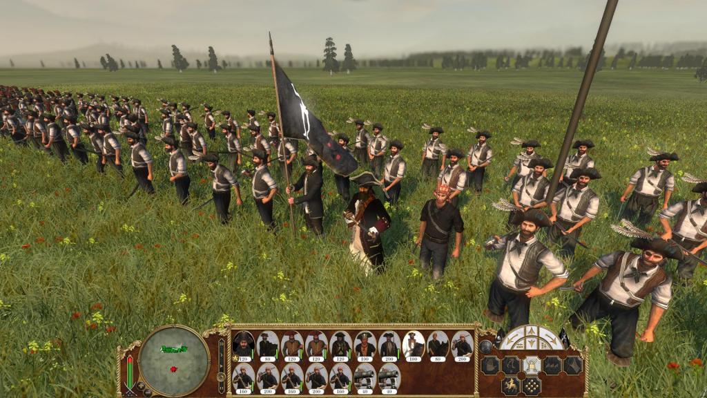Empire total war мод пираты скачать