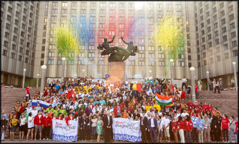 Imagine Cup - Group Photo