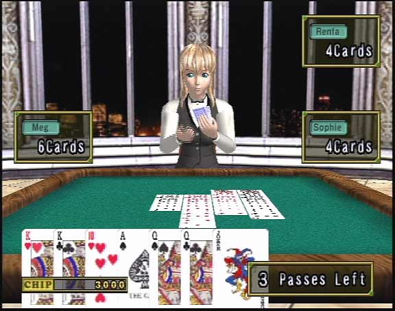 PS2 casino game