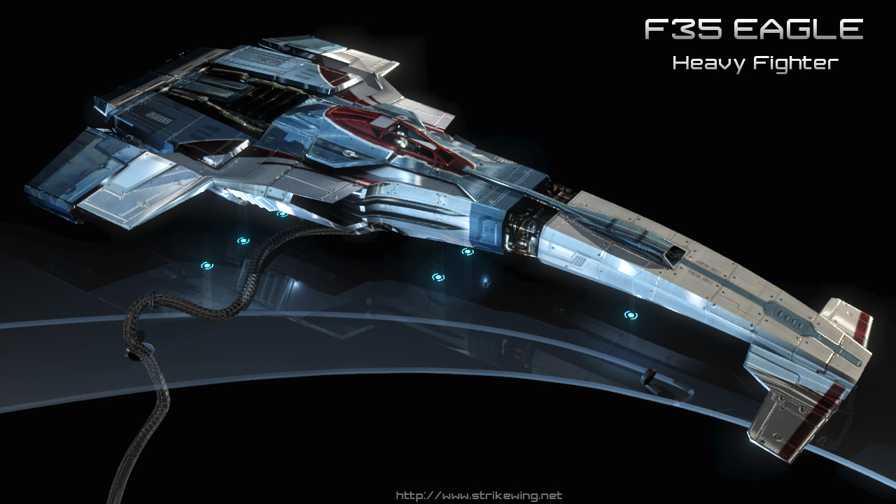 Core Heavy Fighter