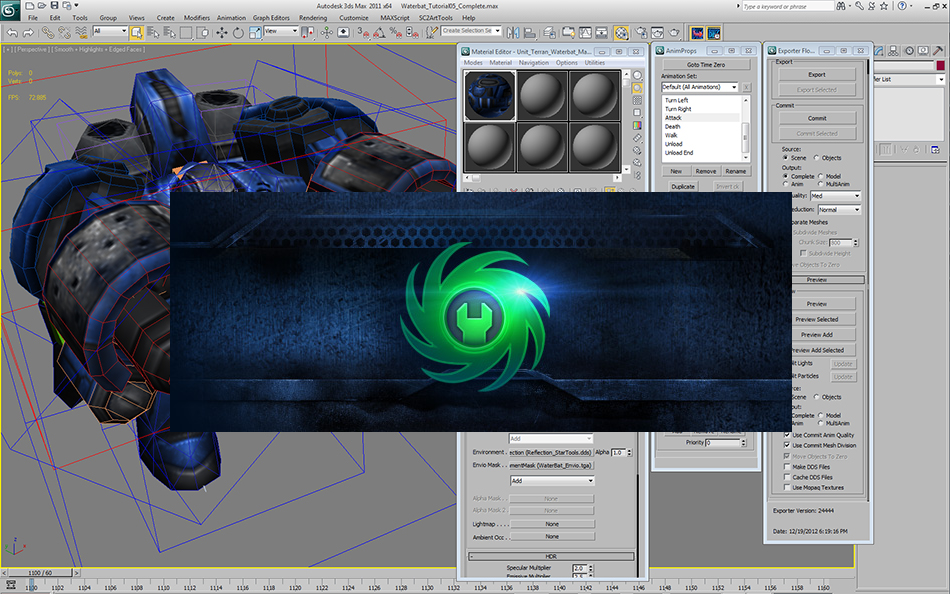 StarCraft II Art Tools Open Beta news - Mod DB