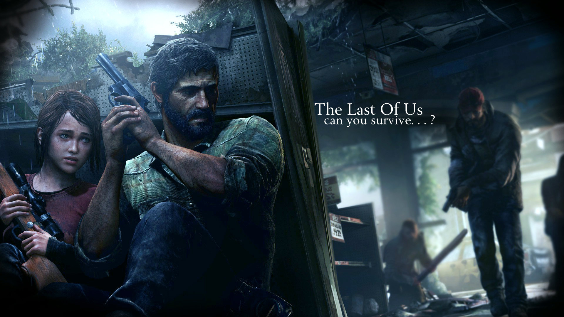 The Last Of Us PS Game Mod DB - The last of us minecraft adventure map download