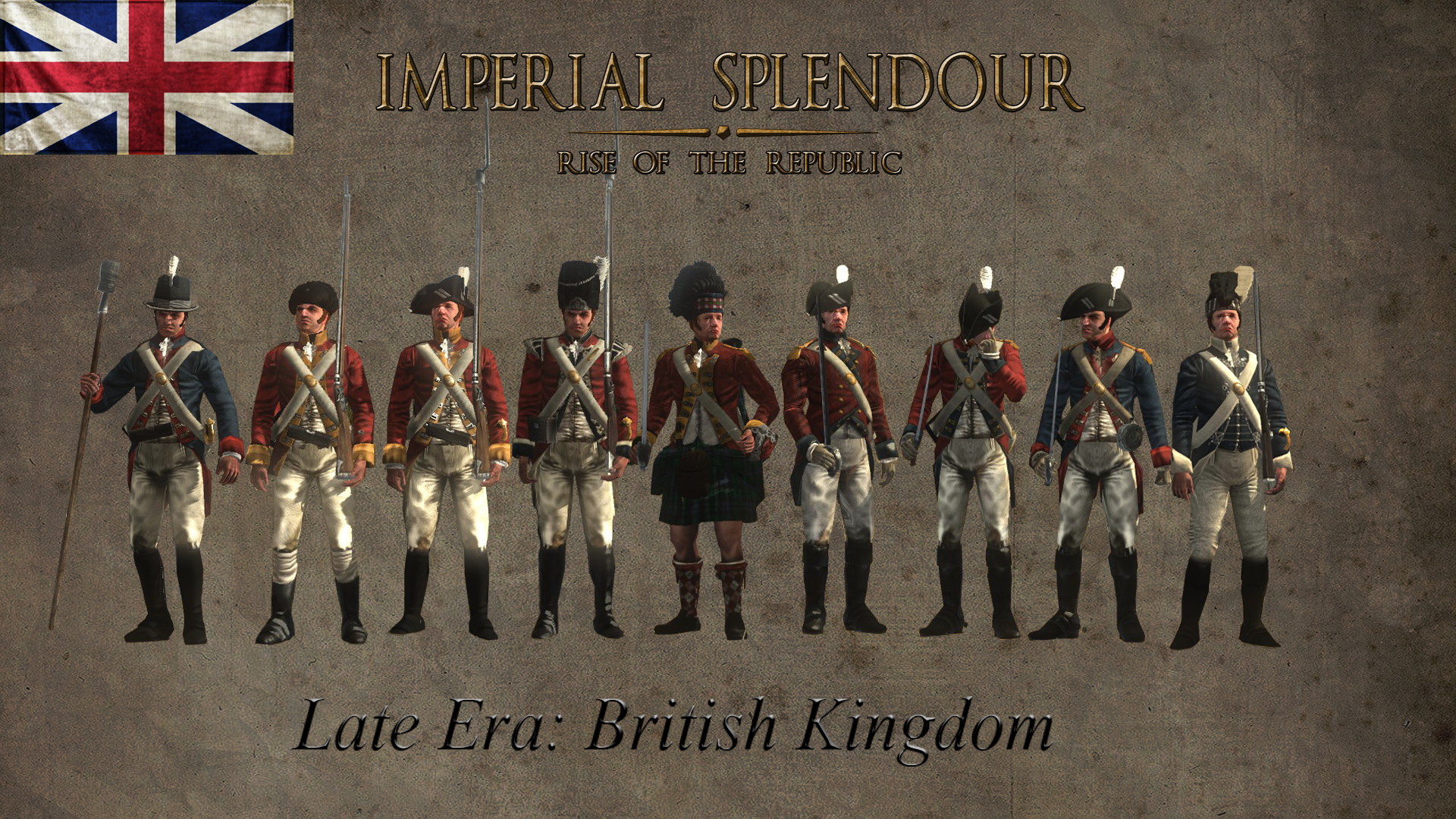 IS: Rise of the Republic Preview news - Imperial Splendour