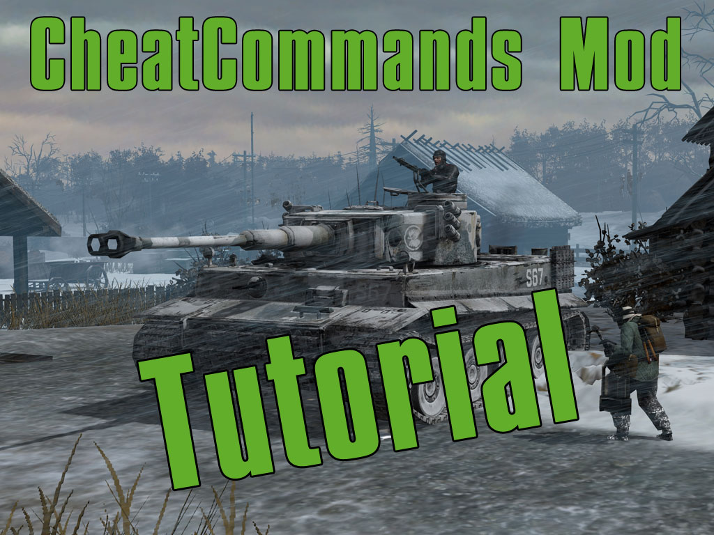 How To Install And Use Cheatcommands Mod Outdated Tutorial Mod Db