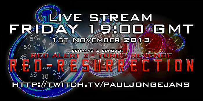 Live stream 1st Nov 19:00 GMT