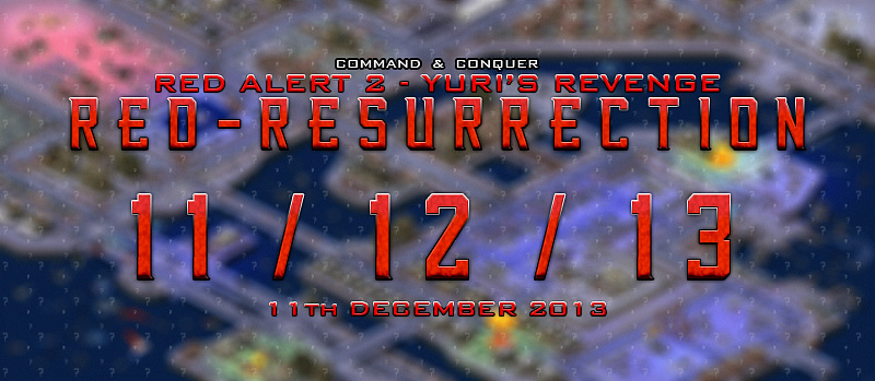 Red-Resurrection release!