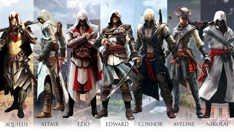 Ubisoft Dubious Of A Modern Assassin S Creed Blog Kark Jocke