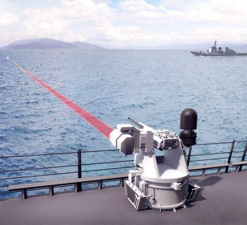 Boeing-Mk-38-tactical-laser-gun
