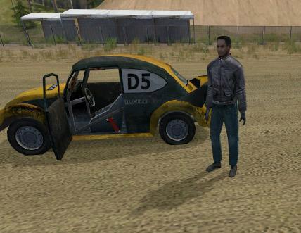 New Car Game Demo