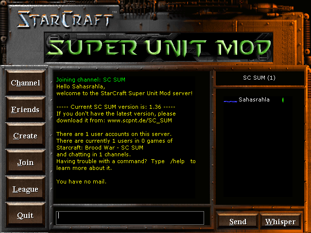 Sc sum goes online news sc sum starcraft super unit for The craft of research audiobook