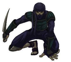 cobagames village ninja