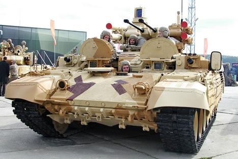Terminator Tank: Source: Russia: Beyond the Headlines