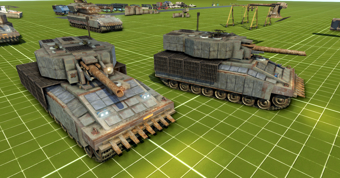 Tanks Tanks And More Tanks News Dead Cry Mod For Far Cry 3 Mod Db