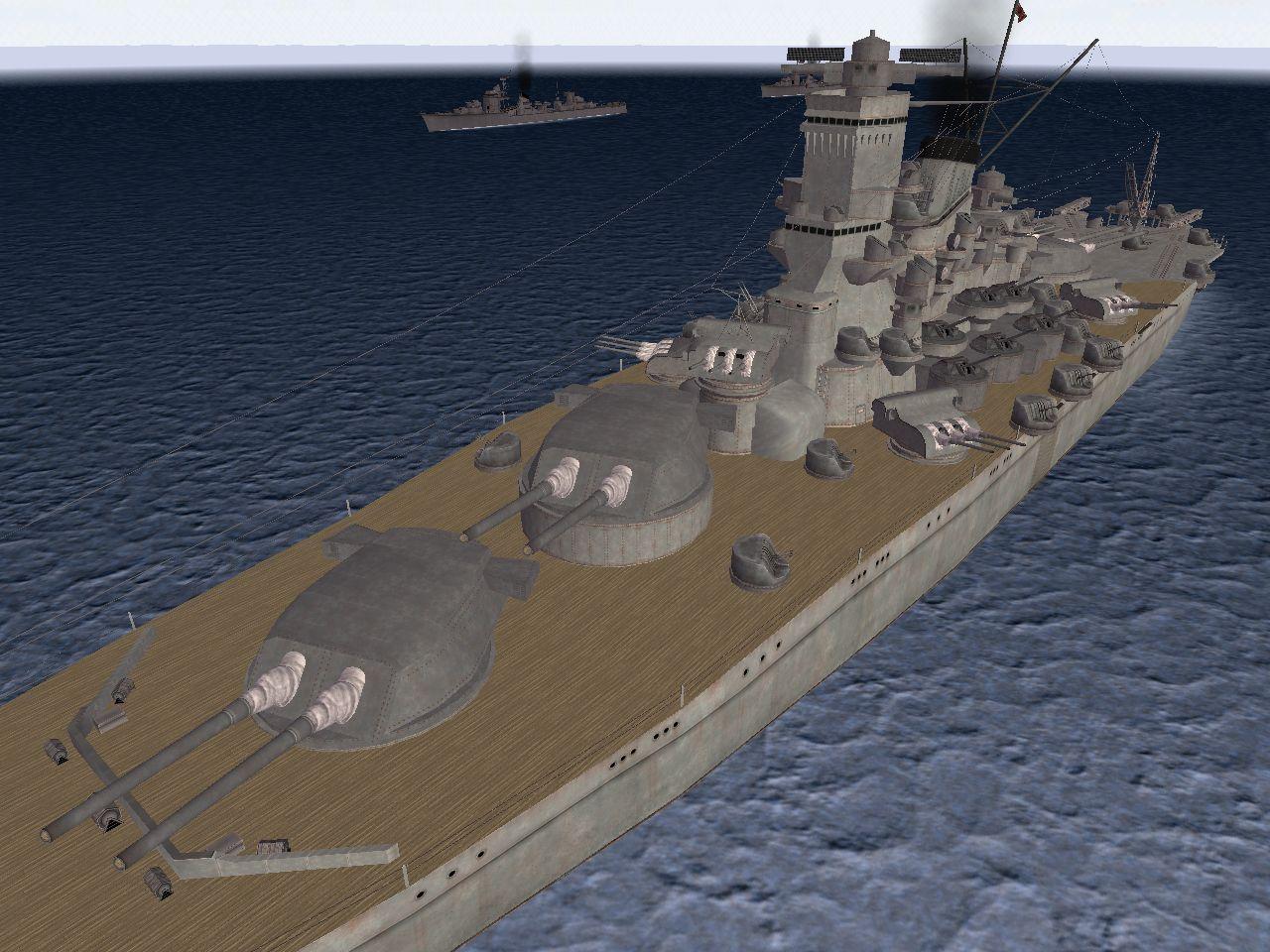Forgotten Hope Sea Weapons news - Mod DB