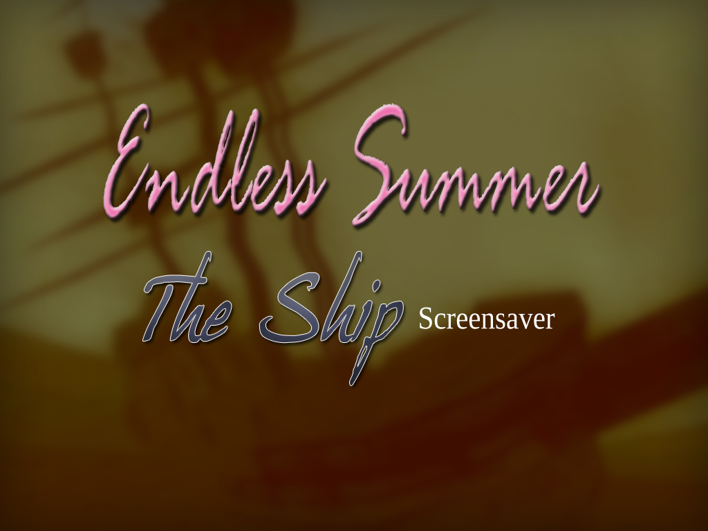 endless summer ship fantasy - photo #33
