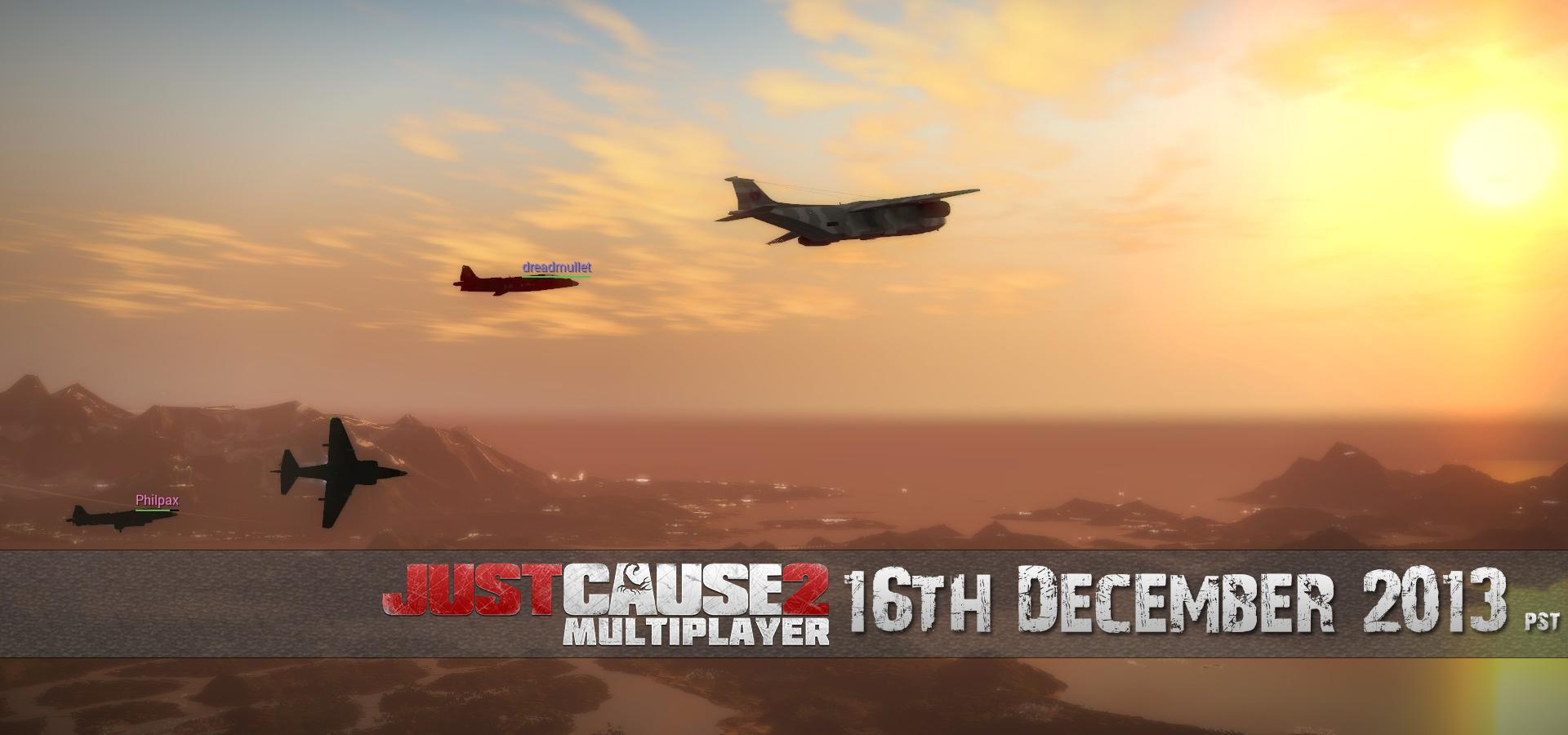 Just Cause 2 Multiplayer Release Date
