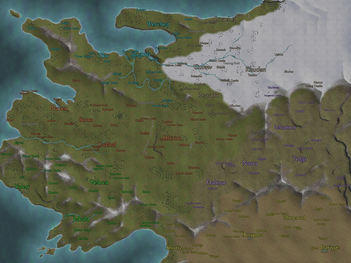 Creating and adding scenes tutorial mount blade warband mod db gumiabroncs Choice Image