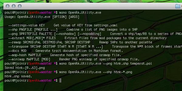 OpenRA Utility