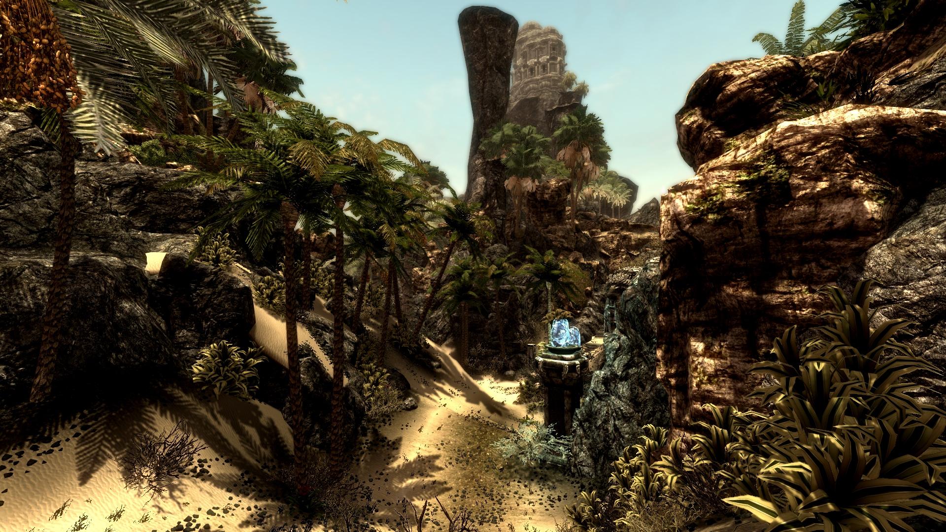 The Pinnacle Desert news - Enderal mod for Elder Scrolls V