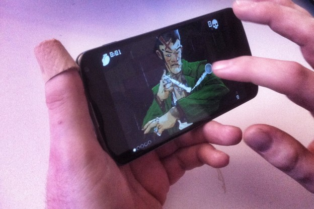 Touch of Death 2.0 on a Nexus 4