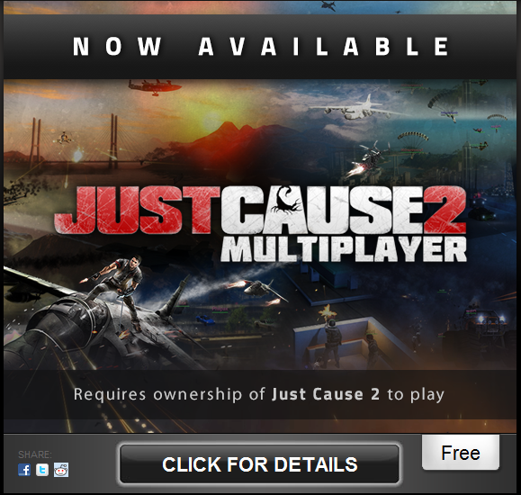 just cause 2 proper skidrow crack free download