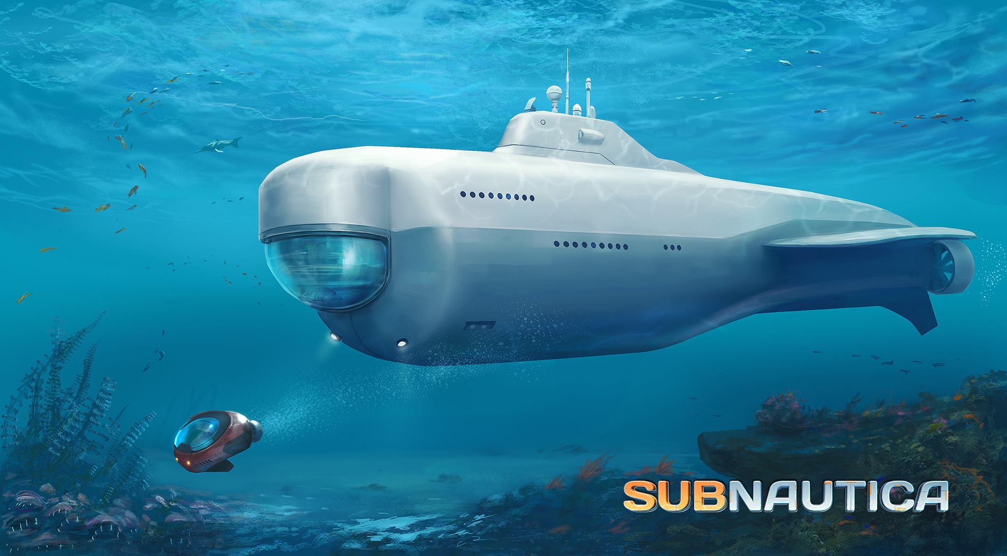 Subnautica Concept Exterior Sketch News Mod Db