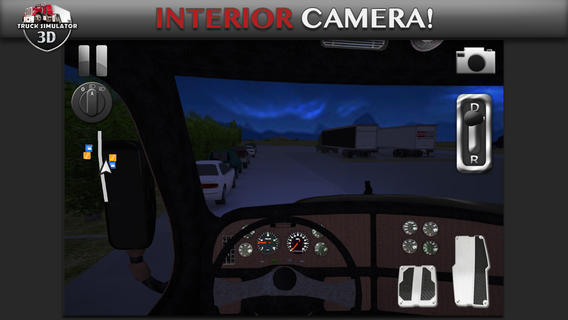 Truck Simulator 3D Mobile, iOS, iPad, Android, AndroidTab