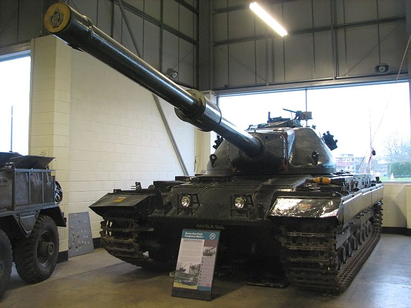 File:Conqueror Mk I at the Bovington Tank Museum.jpg