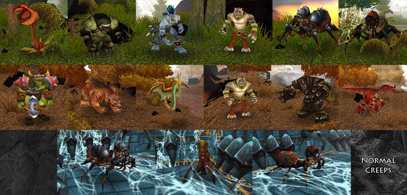 New hero: image - dota the realm of heroes mod for warcraft iii: frozen throne