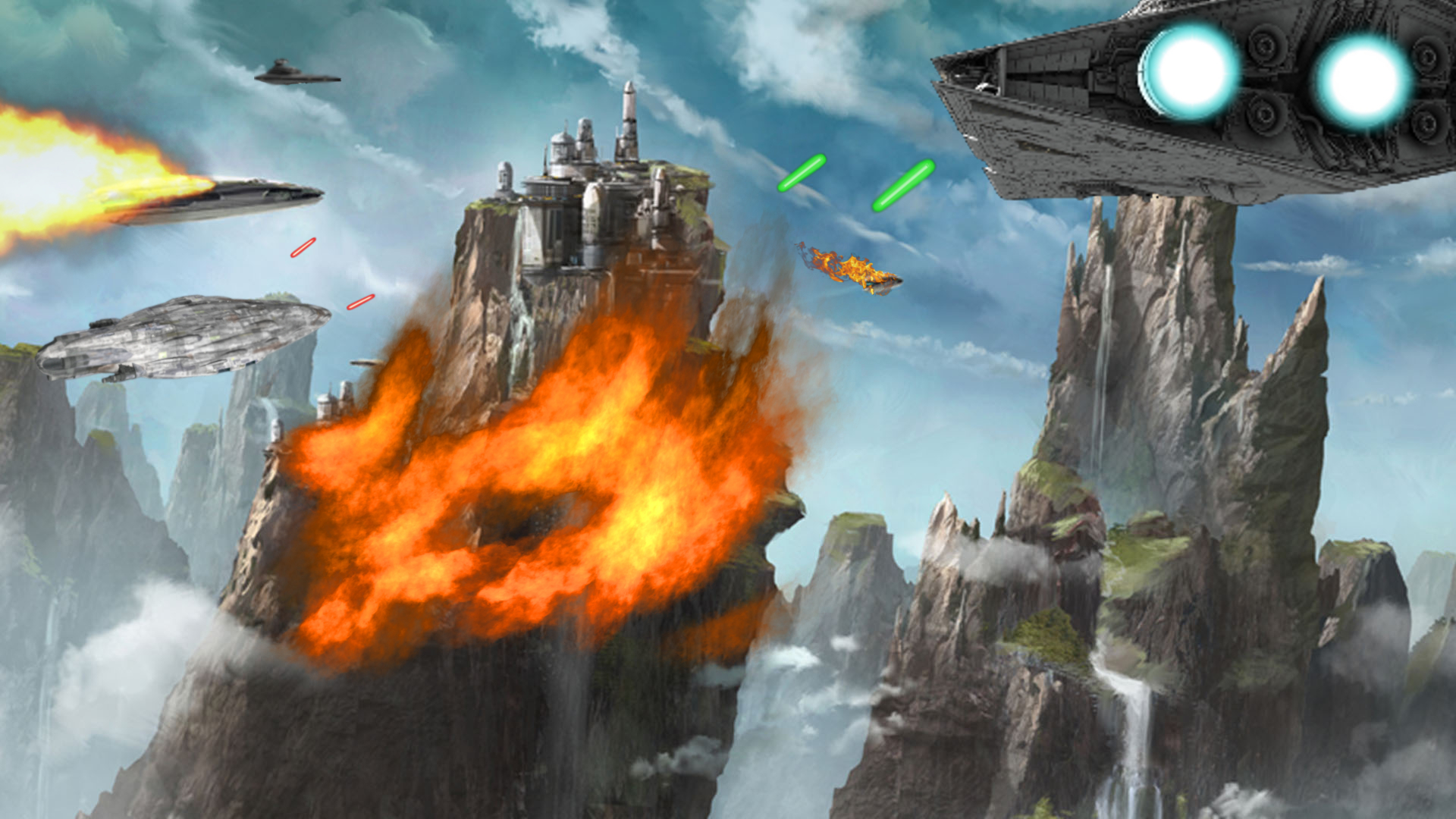 what do you think about makeb news star wars epic