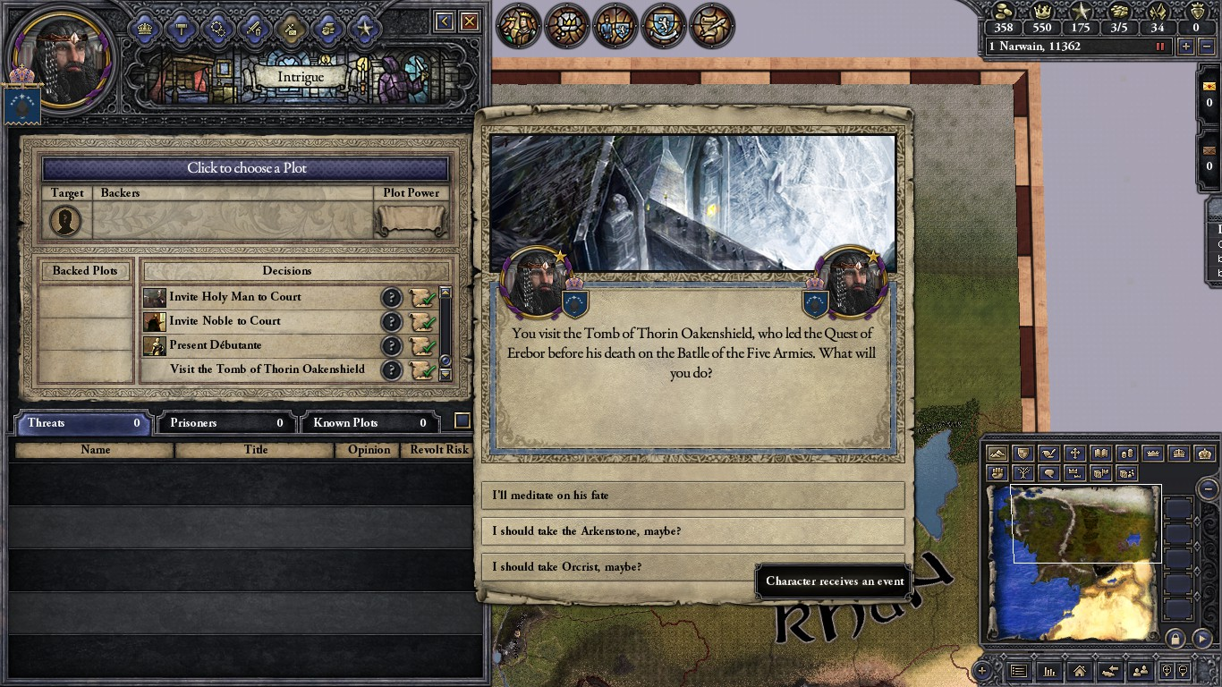 CK2:Middle-Earth Project 0 1 4b Patch Release news - Indie DB