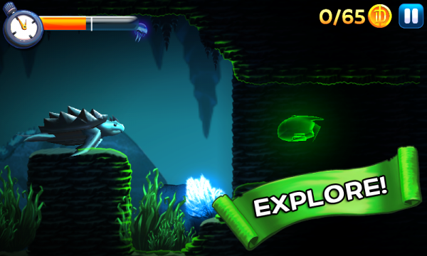 Depths - Submarine Exploration Game