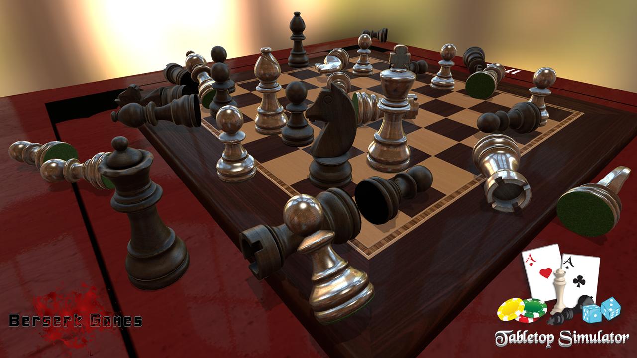 Vr Games Job Simulator >> Tabletop Simulator is on Kickstarter & Greenlight! news - Mod DB