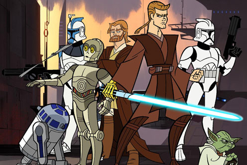 petition to add star wars clone wars to netflix news the galactic