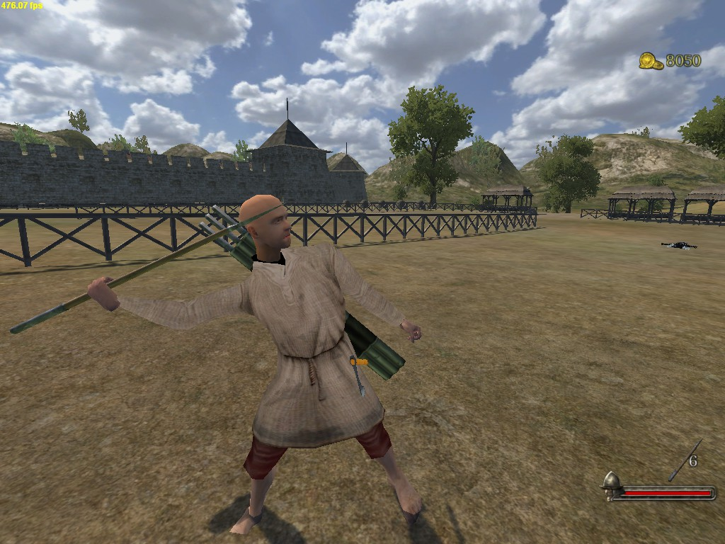 Mount & Blade: With Fire & Sword Windows game