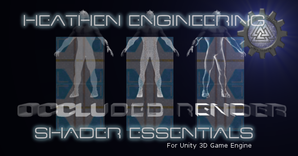 Heathen's Occluded Render Essentials news - Unity Games - Indie DB