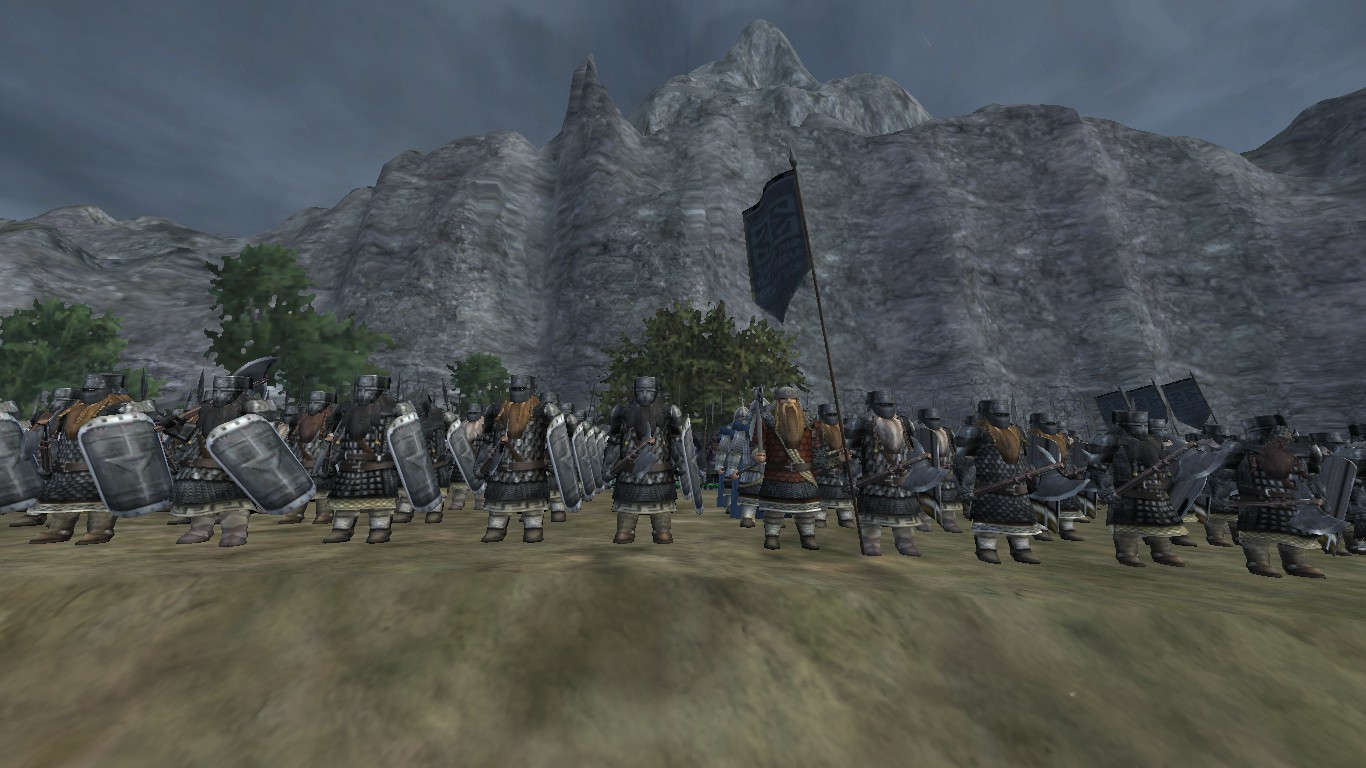The Dragonslayers prepare.