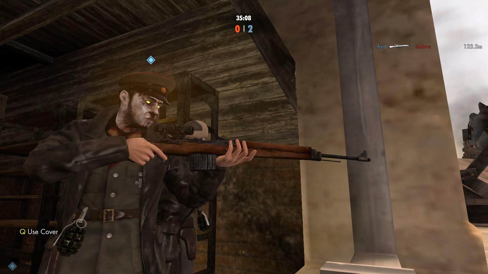 sniper elite v2 character mod darkmed tutorial