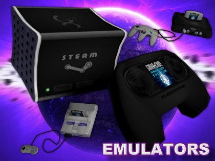 Website Updated, Emulator Support, & Dopefish Winners news