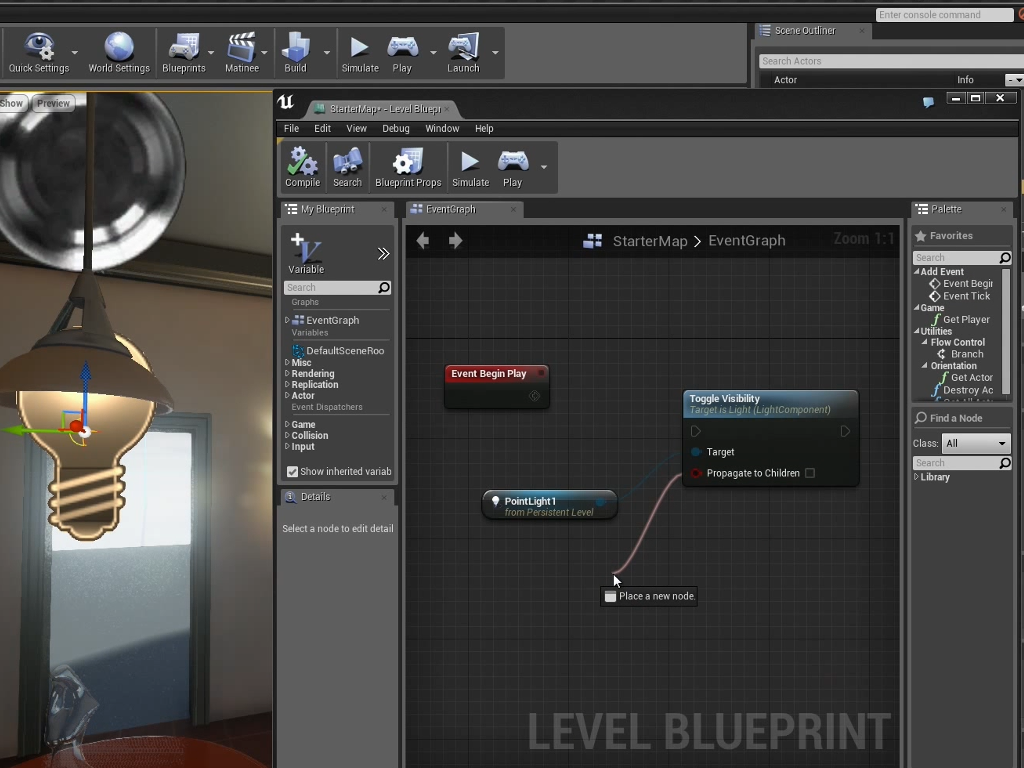 Ue4 blueprint tutorial unreal engine 4 mod db malvernweather Image collections