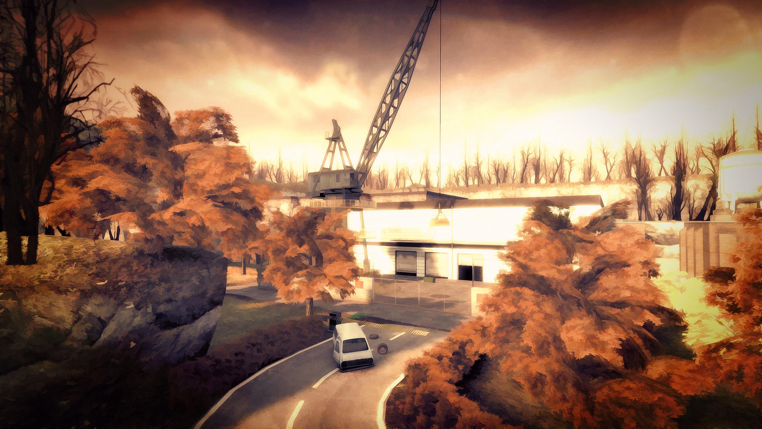 Estranged - Half Life 2 Mod