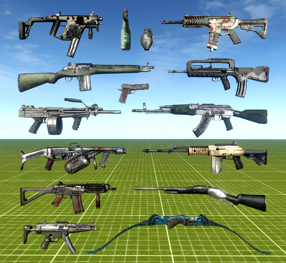 Far Cry 3 Weapons Mod Dead Cry Mod For Far Cry 3