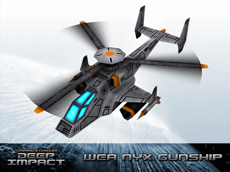 WEA Nyx Gunship