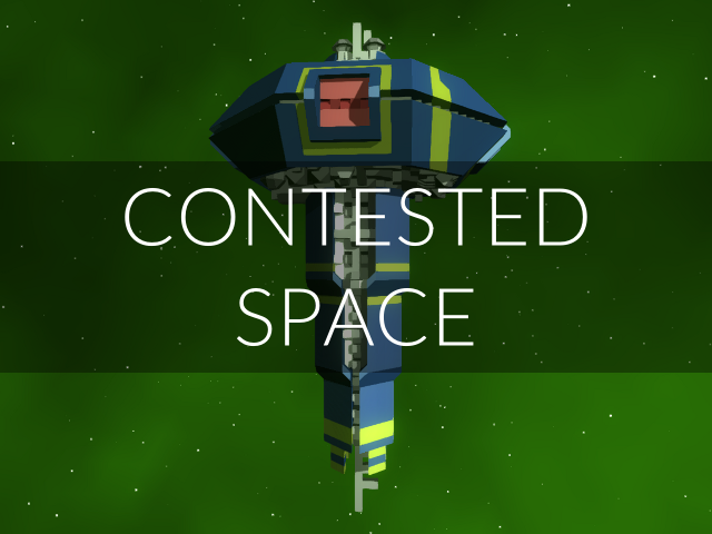 contested space Does that mean that these units are now hidden what if new defending units reinforce the space, are they also hidden what if new attacking units reinforce the space.
