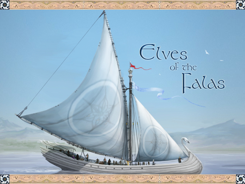 Preview #2] Elves of the Falas news - Quenta Silmarillion