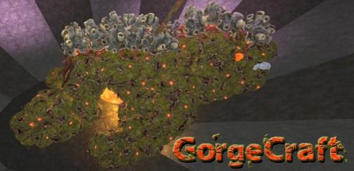 A Gorge made in GorgeCraft