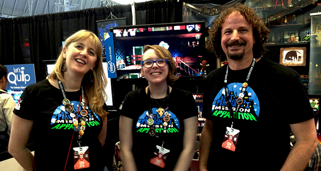 Rocket 5 At PAX East 2014