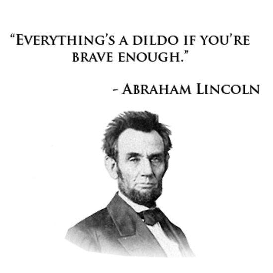The immutable truth.