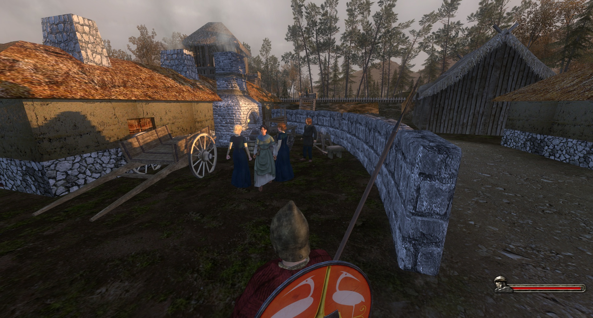 Imperial Rome Warband Mod #1 - To Unite an Empire